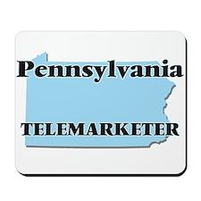 Pennsylvania Telemarketer Mousepad