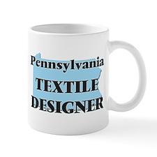 Pennsylvania Textile Designer Mugs
