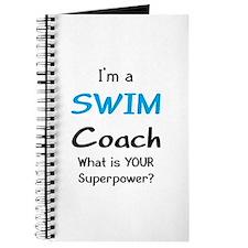 swim coach Journal