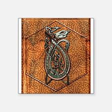 hexorn Harvest Moons Celtic Sticker