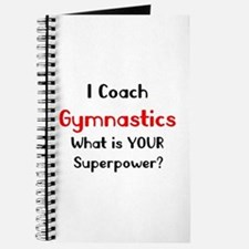 coach gymnastics Journal