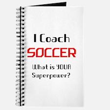 coach soccer Journal