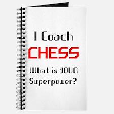 coach chess Journal