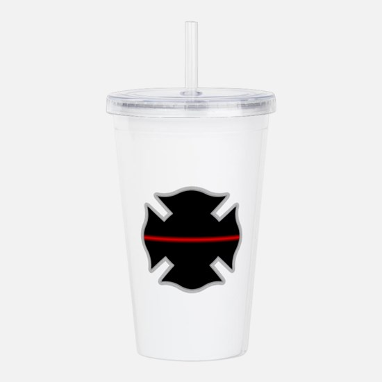 Cute Quint Acrylic Double-wall Tumbler