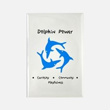 Dolphin Totem Power Gifts Magnets