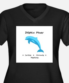 Dolphin Animal Medicine Gifts Plus Size T-Shirt