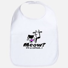 Meow? I'm so confused ~ When  Bib