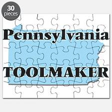 Pennsylvania Toolmaker Puzzle