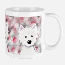 Westie Impressions 2 Mug