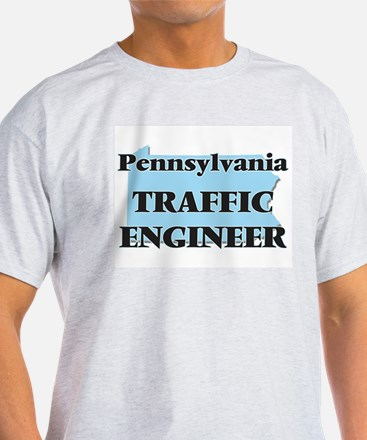 Pennsylvania Traffic Engineer T-Shirt
