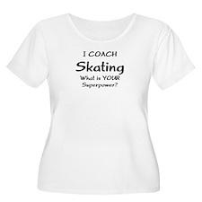 skating coach T-Shirt