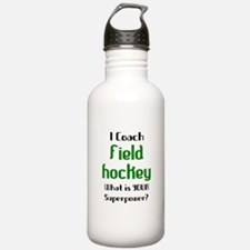 coach field hockey Water Bottle