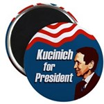 Dennis Kucinich Collectors Magnet
