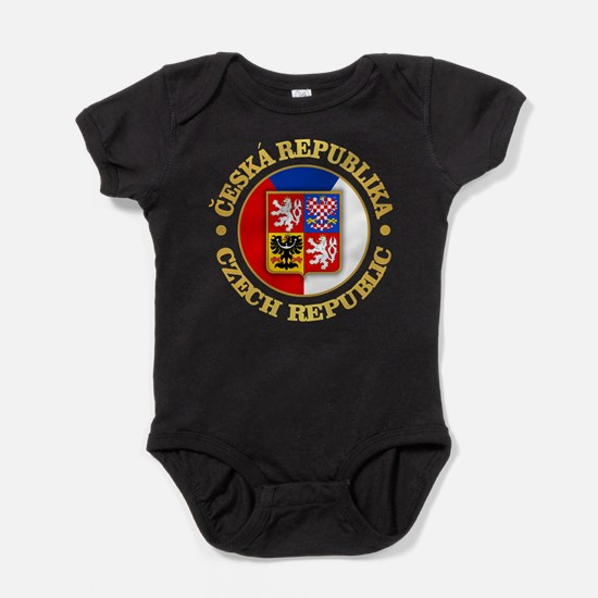 Czech Republic Baby Bodysuit