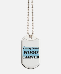 Pennsylvania Wood Carver Dog Tags
