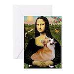 Mona's Pembroke Greeting Cards (Pk of 20)
