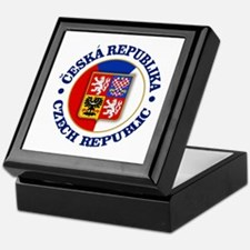 Czech Republic Keepsake Box