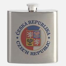 Czech Republic Flask