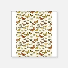 """Cool Insects Square Sticker 3"""" x 3"""""""