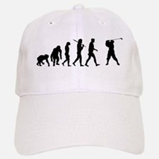 Evolution of Golf Baseball Baseball Cap