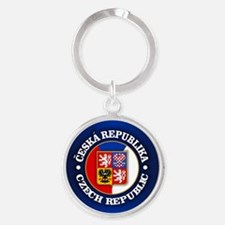 Czech Republic Keychains