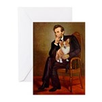 Lincoln's Corgi Greeting Cards (Pk of 20)