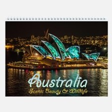 Australia Scenic Calendar Wall Calendar