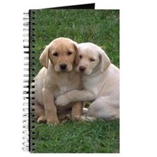 Yellow Lab Pups Journal