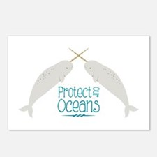 Protect Our Oceans Postcards (Package of 8)
