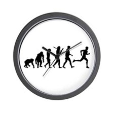 Evolution of Running Wall Clock