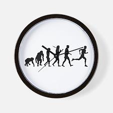 Evolution of Running Wall Clock