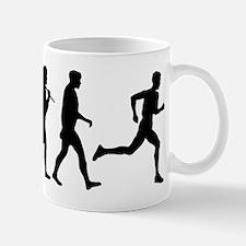 Evolution of Running Mug