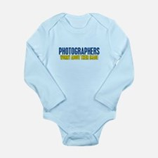 Photographers Body Suit