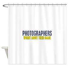 Photographers Shower Curtain