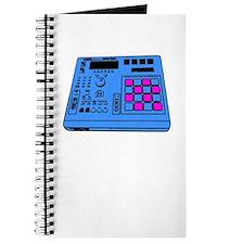 MPC Style Drum Machine Front Journal
