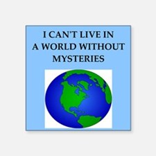 mysteries Sticker