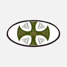 Celtic Cross Patch