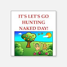 hunting Sticker