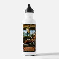 Chicago & Alton Railro Water Bottle