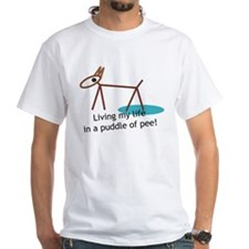 Stick-man dog Shirt