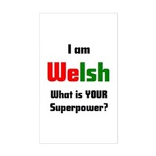 i am welsh2 Decal
