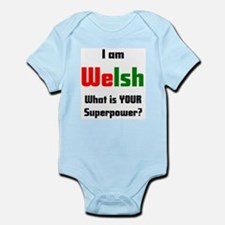 i am welsh Onesie