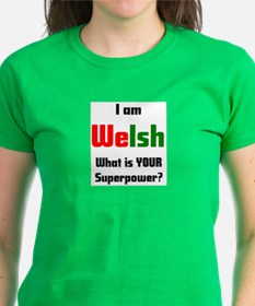 i am welsh Tee