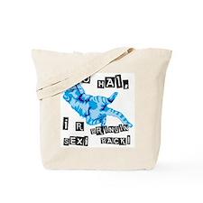 Unique Sexyback Tote Bag