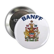 Banff Coat of Arms Button
