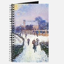 Claude Monet Boulevard in Argenteuil Journal