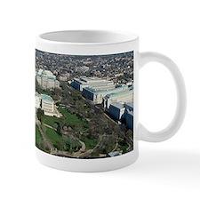 Capitol Hill Aerial Photograph 2 Mugs
