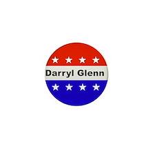 Vote Darryl Glenn Mini Button