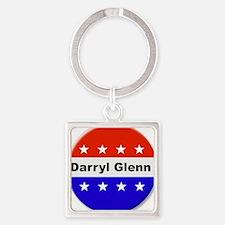 Vote Darryl Glenn Keychains