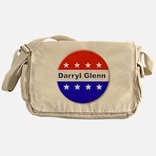 Vote Darryl Glenn Messenger Bag